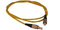 J60 - 1m FC to FC fiberoptic cable (single mode simplex)