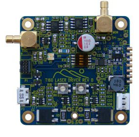 Picosecond To Nanosecond Laser Diode Driver T160